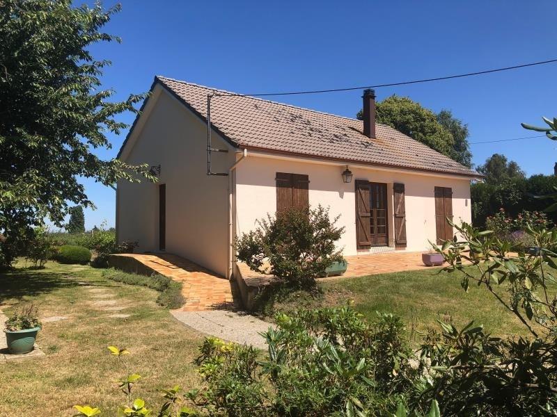 Vente maison / villa Les thilliers en vexin 159000€ - Photo 1