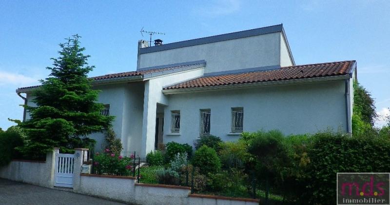 Balma - maison familiale avec T2 - belle vue dégagée