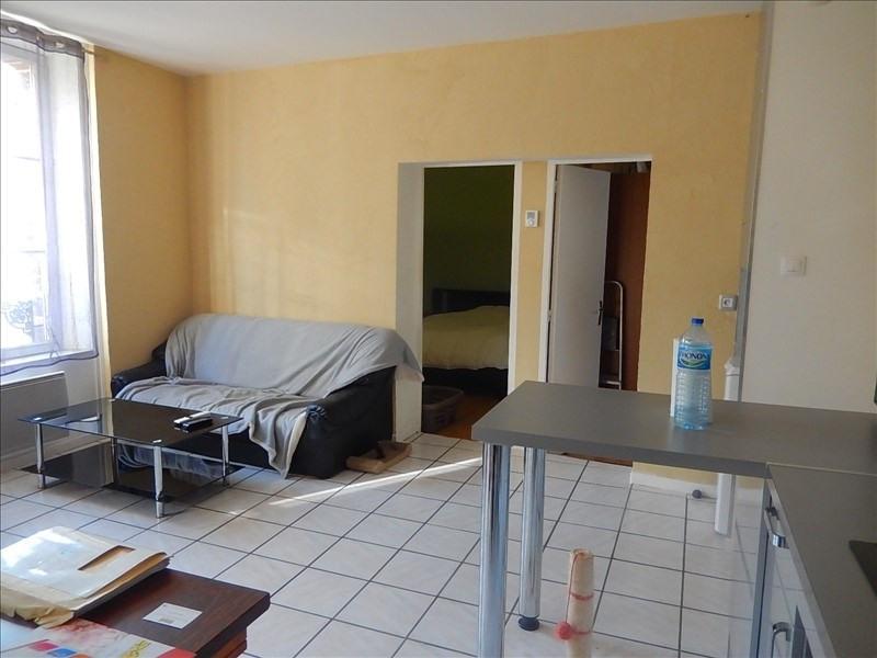Verkoop  appartement Nogent le roi 98000€ - Foto 1