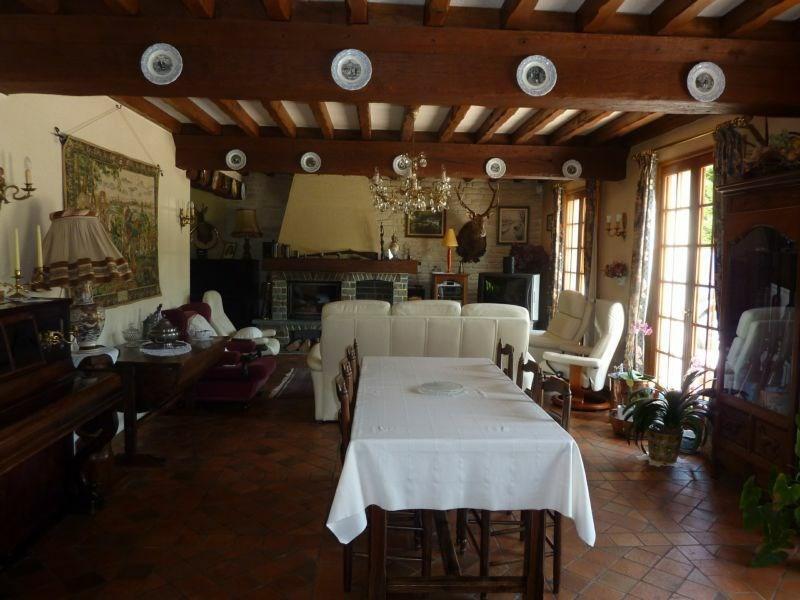 Vente de prestige maison / villa Annebault 493500€ - Photo 4