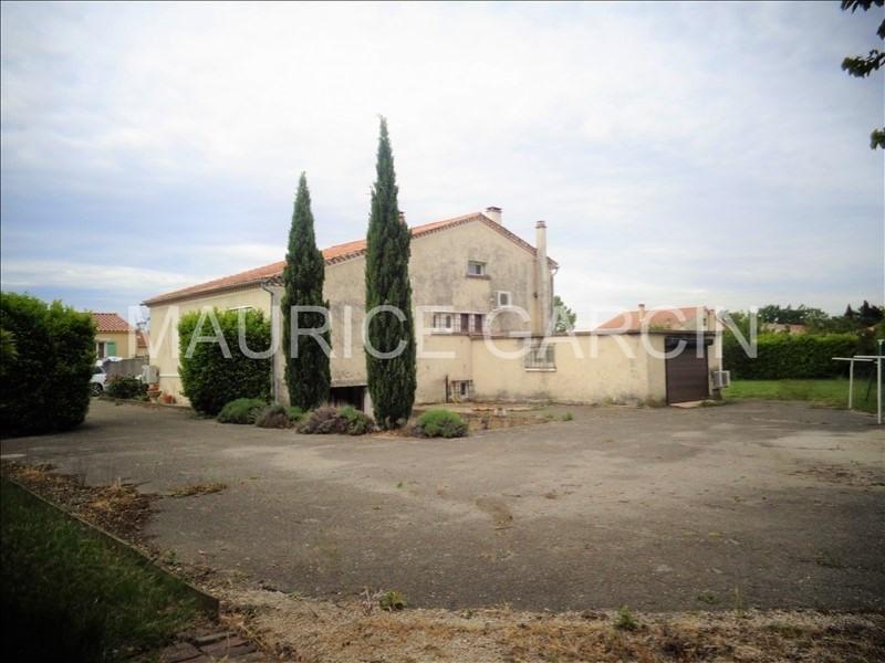 Vente maison / villa Camaret sur aigues 375000€ - Photo 1