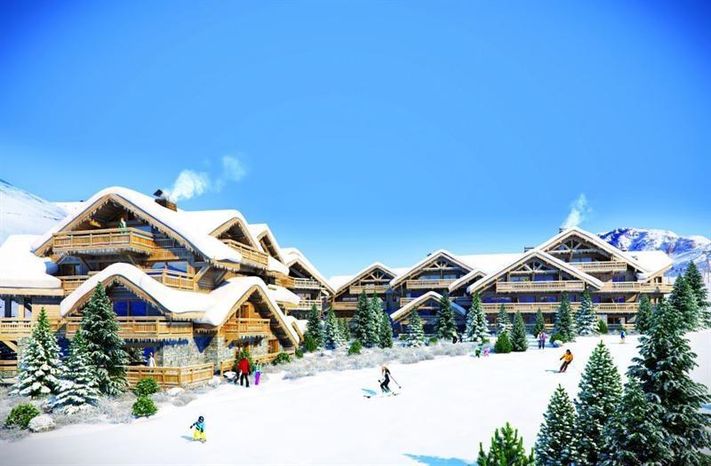L 39 eden blanc programme immobilier neuf l alpe d huez propos par defi - Immobilier l alpe d huez ...