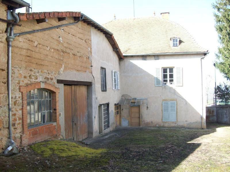 Vente maison / villa Coutouvre 110000€ - Photo 3