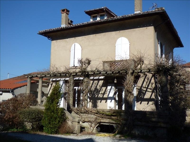Vente maison / villa Aussillon 280000€ - Photo 1