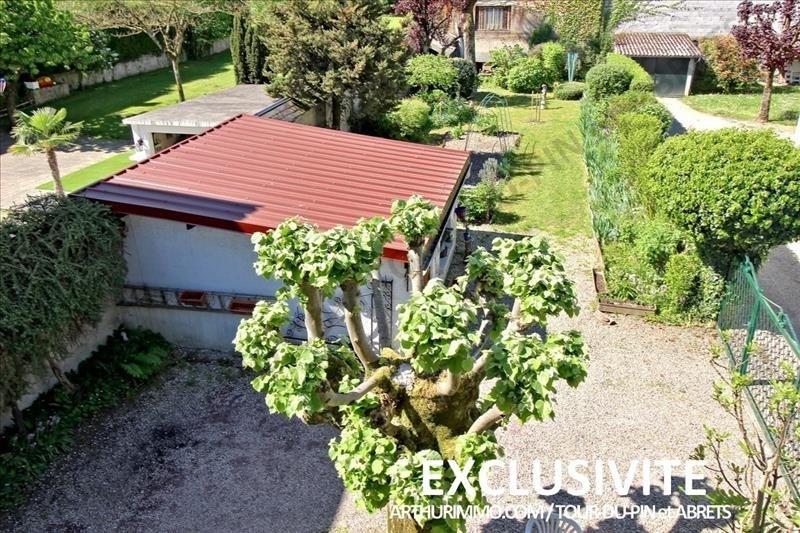 Vente maison / villa Le pont de beauvoisin 242000€ - Photo 8