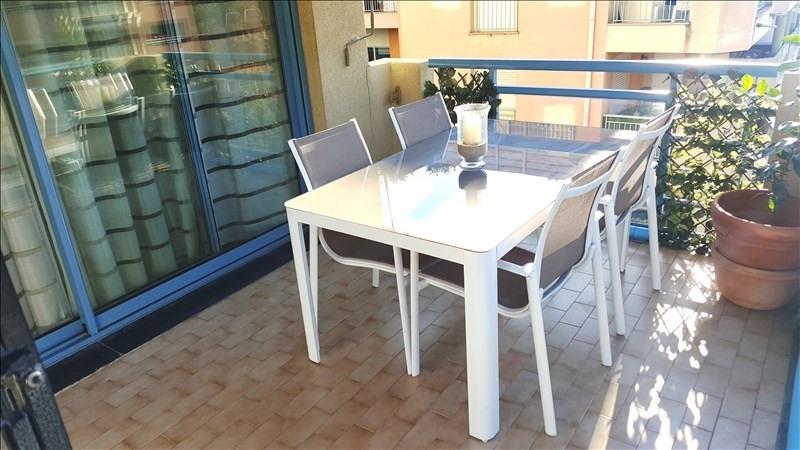 Sale apartment Menton 228000€ - Picture 1