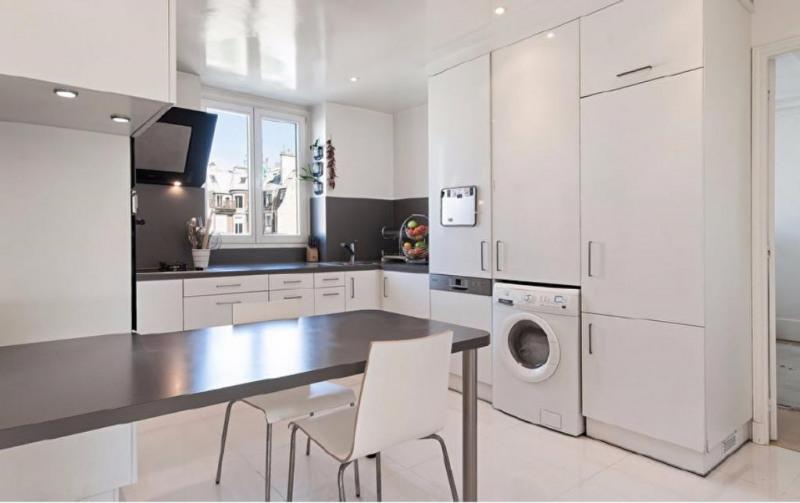 Vente de prestige appartement Paris 17ème 1220000€ - Photo 5