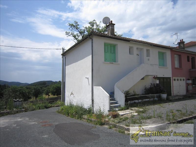 Vente maison / villa Celles sur durolle 33000€ - Photo 1