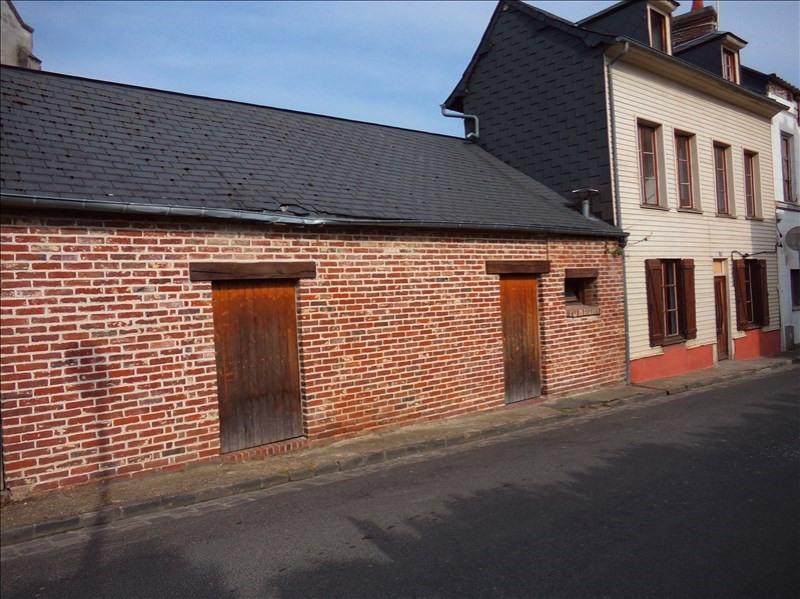 Vente maison / villa Pont audemer 72500€ - Photo 1