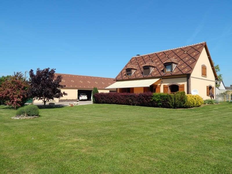 Deluxe sale house / villa Boeurs en othe 341000€ - Picture 1