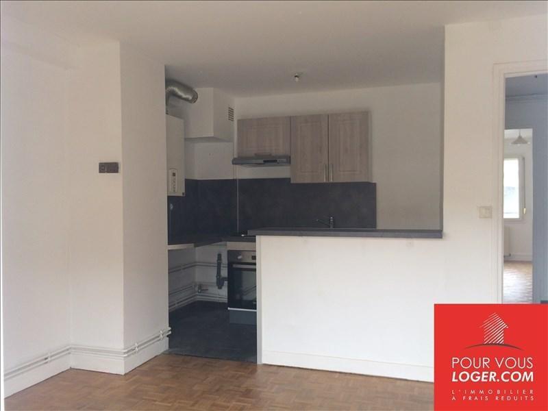 Rental apartment Boulogne sur mer 550€ CC - Picture 2