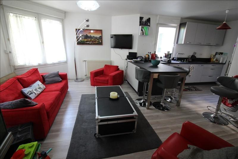 Rental apartment Boulogne billancourt 1600€ CC - Picture 2