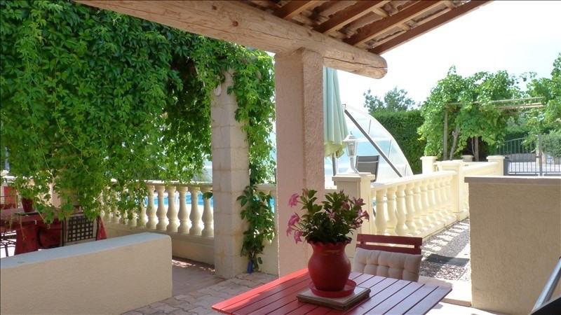 Vente maison / villa Sarrians 315000€ - Photo 12