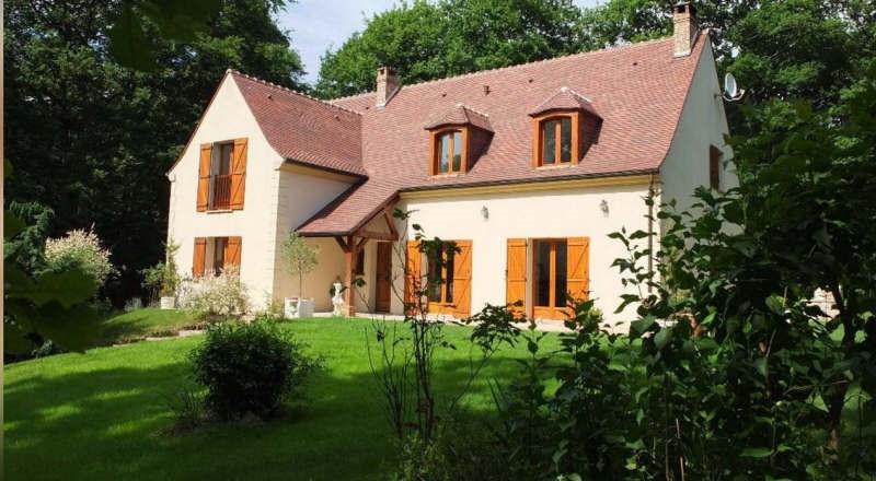 Deluxe sale house / villa Ermenonville 728000€ - Picture 1