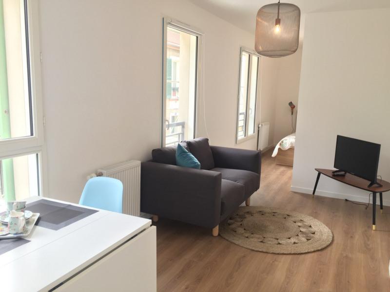 Location appartement Fontainebleau 1076€ CC - Photo 1