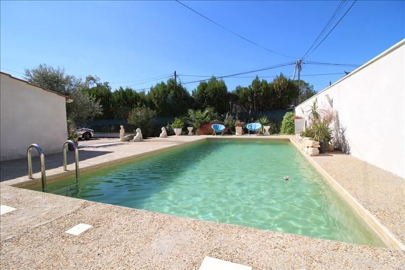 Vente maison / villa Carpentras 381600€ - Photo 3