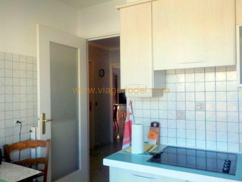Vitalicio  apartamento Juan-les-pins 120000€ - Fotografía 5