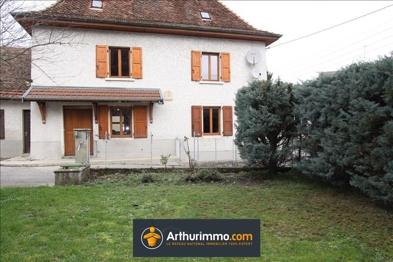 Sale house / villa Les avenieres 190000€ - Picture 1
