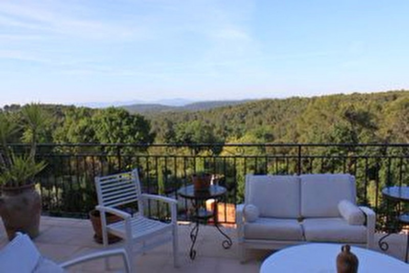 Deluxe sale house / villa Flayosc 850000€ - Picture 2