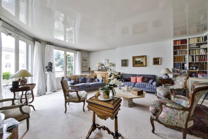 Immobile residenziali di prestigio appartamento Boulogne-billancourt 2200000€ - Fotografia 3
