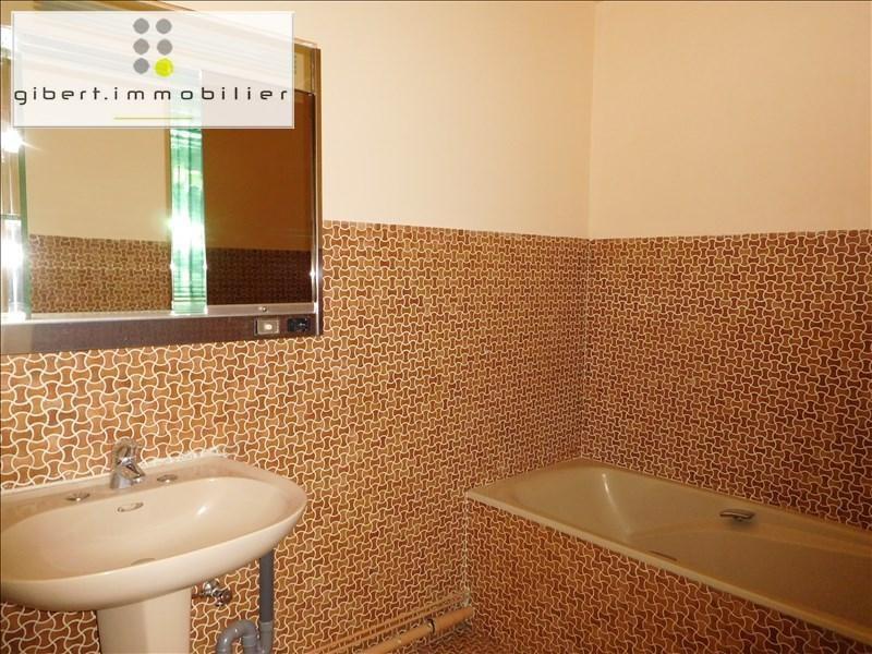 Location appartement Brives charensac 546,75€ CC - Photo 2