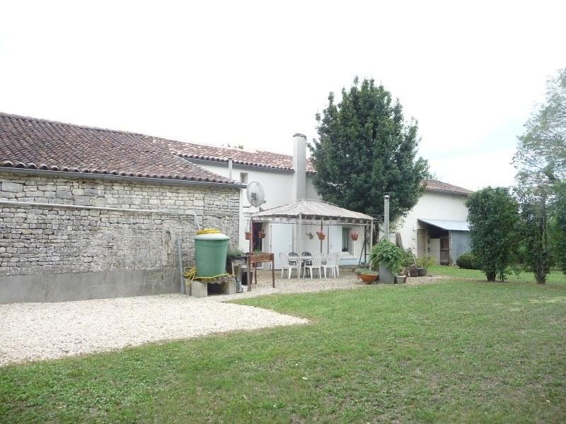 Sale house / villa Reparsac 160500€ - Picture 5