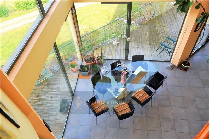 Deluxe sale house / villa Pugny chatenod 949000€ - Picture 1