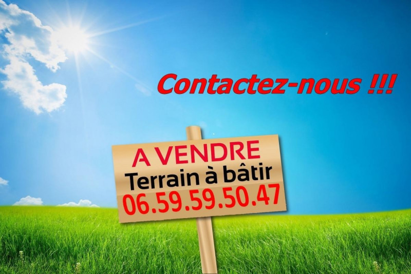Terrain  de 600 m² Saint-Fergeux par PAVILLONS D ILE DE FRANCE