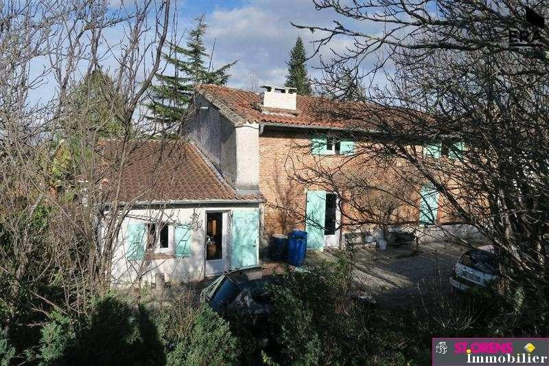 Vente de prestige maison / villa Lacroix falgarde 449000€ - Photo 1