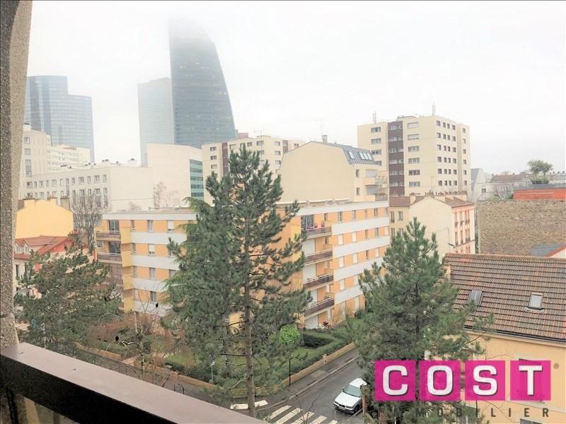 Venta  apartamento Courbevoie 322000€ - Fotografía 3