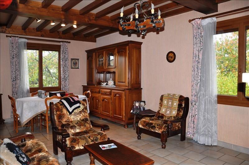 Vente maison / villa Genas 442000€ - Photo 4