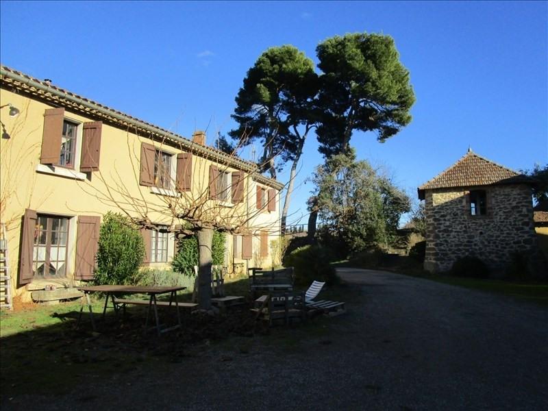 Vente maison / villa Couffoulens 122000€ - Photo 1
