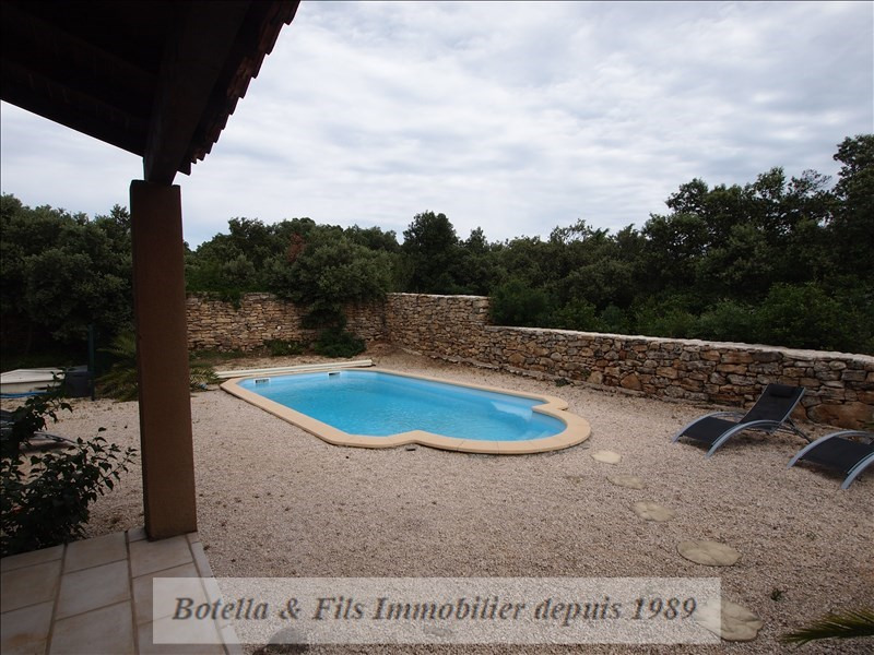 Vente maison / villa Uzes 460 000€ - Photo 2