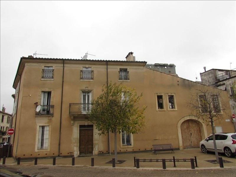 Vente immeuble Montblanc 375000€ - Photo 1