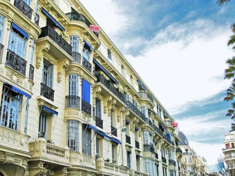 Verkauf von luxusobjekt wohnung Nice 885000€ - Fotografie 2