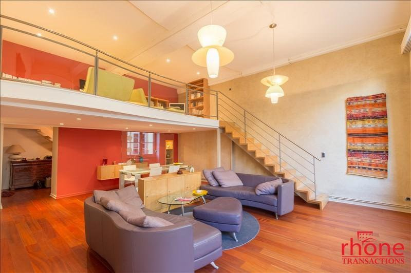Venta  apartamento Lyon 1er 515000€ - Fotografía 3