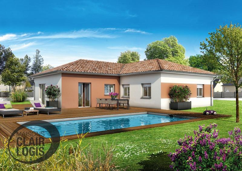 Maison  4 pièces + Terrain 600 m² Montech par MAISONS CLAIR LOGIS MONTAUBAN
