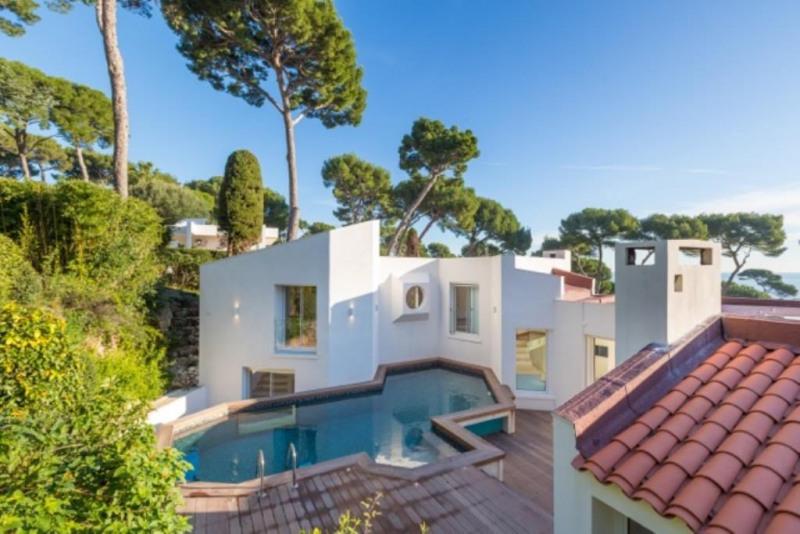 Vente de prestige maison / villa Cap d'antibes 3950000€ - Photo 4