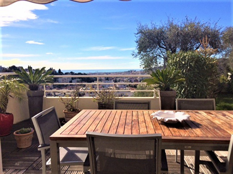 Vente de prestige appartement Nice 635000€ - Photo 1