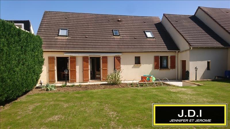 Sale house / villa Courdimanche 370000€ - Picture 1