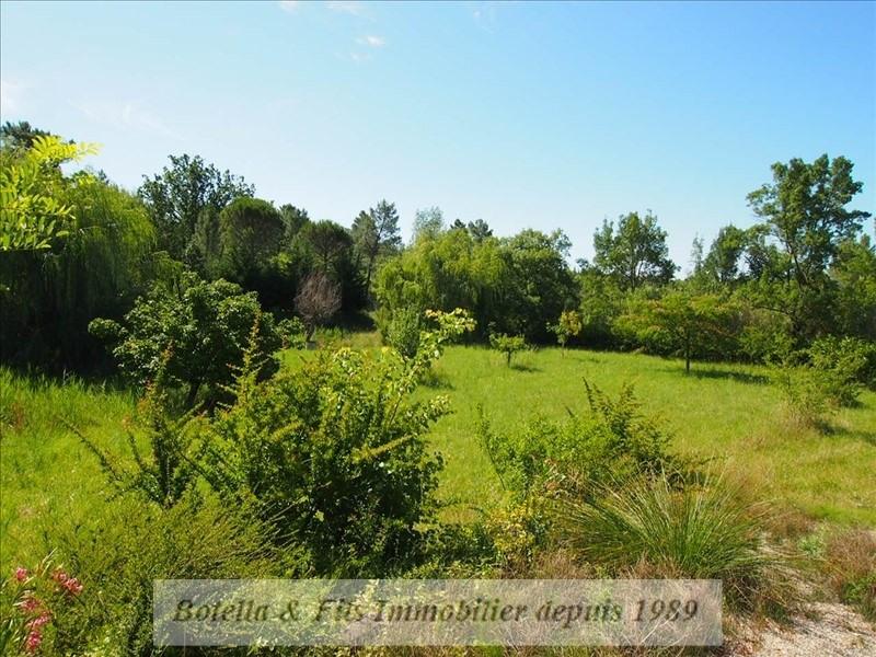Verkoop  stukken grond Barjac 57000€ - Foto 3