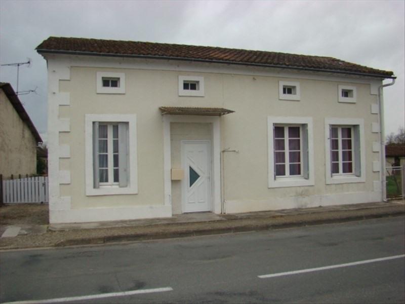 Vente maison / villa Montpon menesterol 104500€ - Photo 1