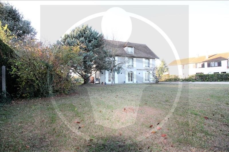 Sale house / villa St romain de jalionas 345000€ - Picture 1
