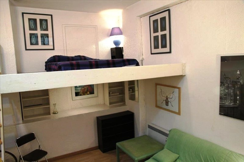 Location appartement Aix en provence 540€ CC - Photo 1