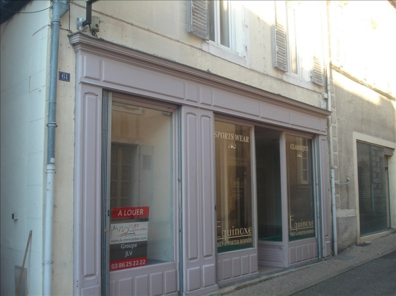 Location boutique Decize 530€ HT/HC - Photo 1