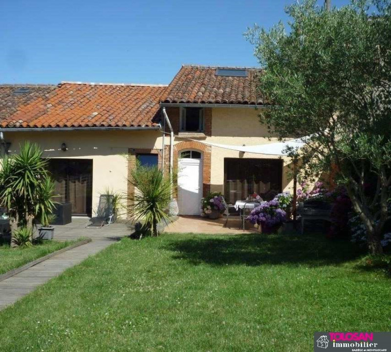 Sale house / villa Nailloux 352 000€ - Picture 1