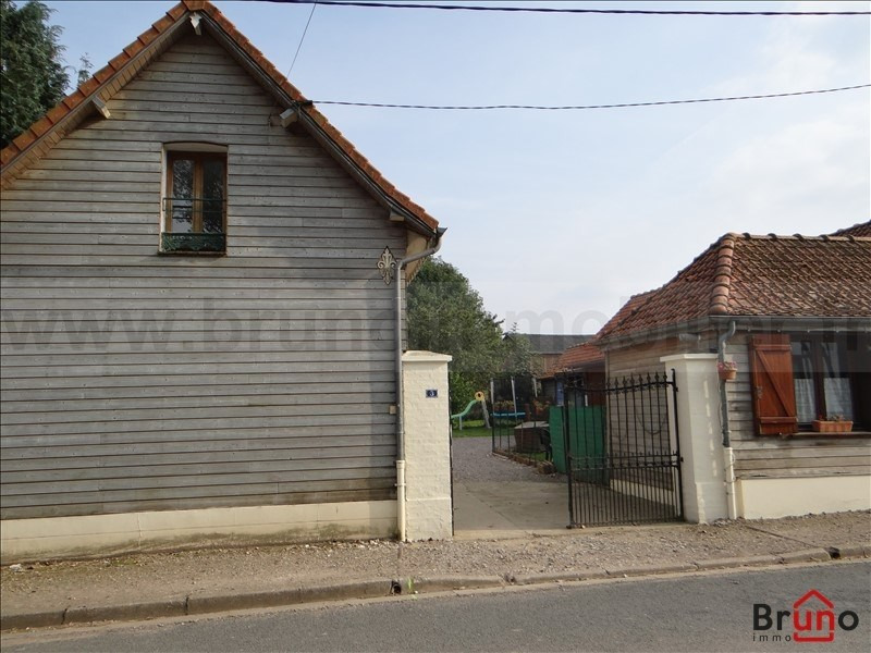 Produit d'investissement maison / villa Maison ponthieu 160900€ - Photo 10