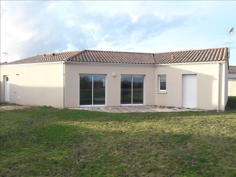 Location maison / villa Vouille 700€ CC - Photo 1