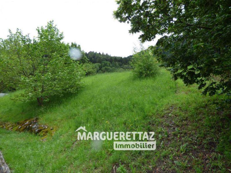 Vente terrain Saint-jeoire 102000€ - Photo 2
