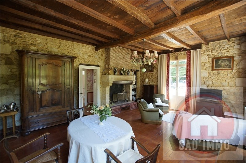 Sale house / villa Lembras 549000€ - Picture 6